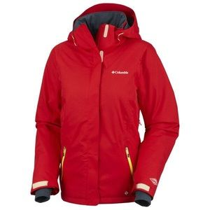 Columbia Women's Veloca Vixen II Jacket Red